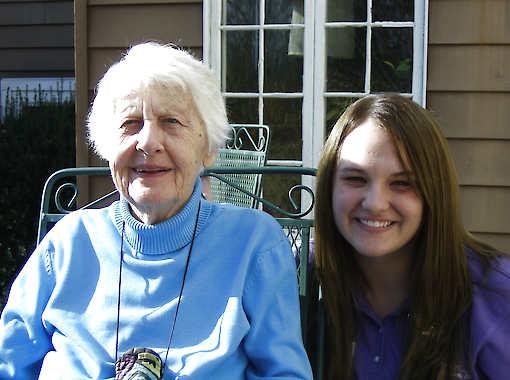 Elder Care Celebrates 95th Birthday