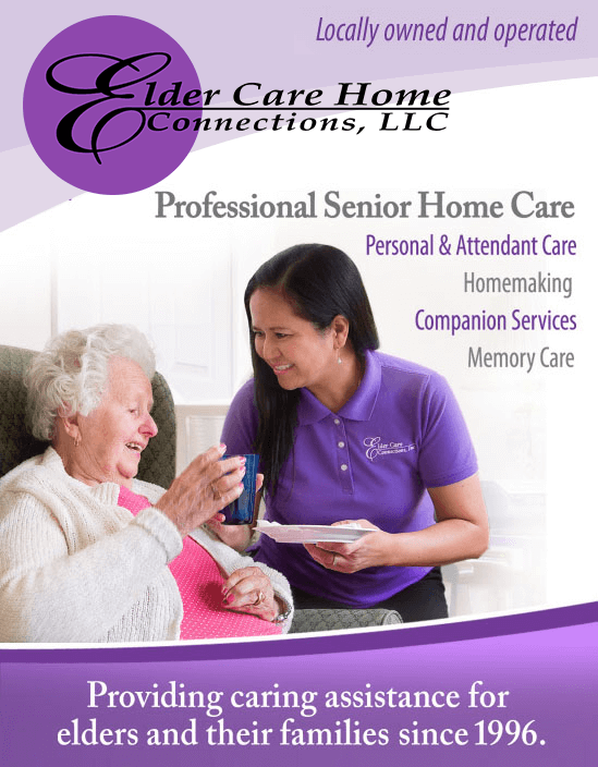 Bloomington Senior Home Care - Elder Care Home Connections, LLC Ads