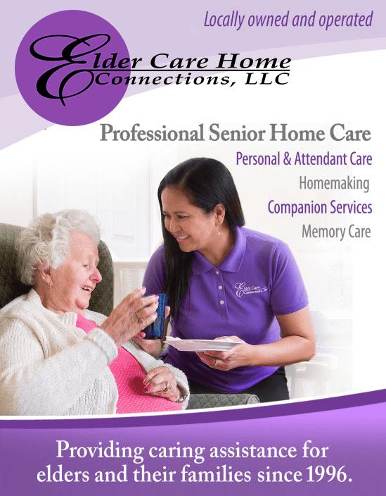 Bloomington Senior Home Care - Elder Care Home Connections, LLC Ads